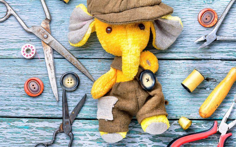 handmade-toy-elephat