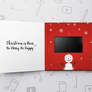 Christmas Tree – Musical Christmas Card