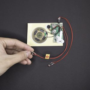 Light Activated Sound Module - Rec 10 Sec