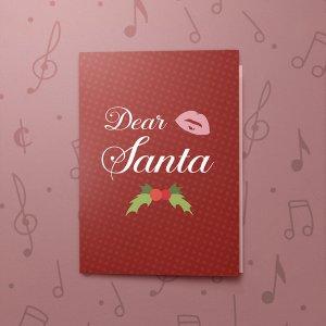 Dear Santa – Musical Christmas Card
