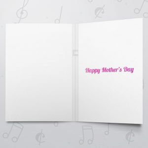 A Mom's Hug – Musical Mother's Day Card