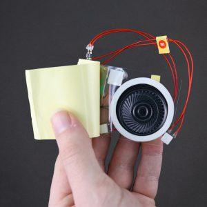Push Button Sound Module - Rec 10 Sec