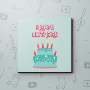 Funny Mean Birthday – Birthday Video Greeting Card