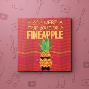 Fineapple – Friendship Video Greeting Card