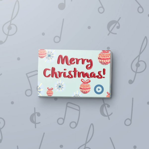 Christmas Ornaments – Musical Magnet