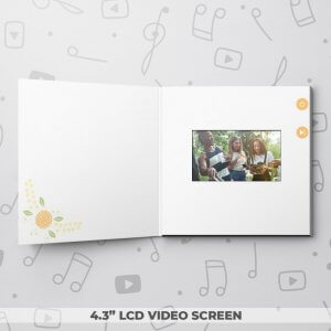 Saying Hi – Just Because Video Greeting Card