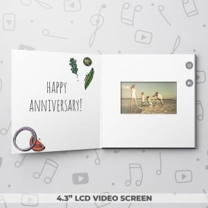 Cheesy Anniversary – Anniversary Video Greeting Card