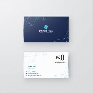 Lines - NFC Business Card